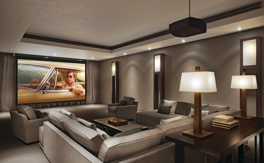 Experience High-End Audiovisuals with a Home Theater Installation