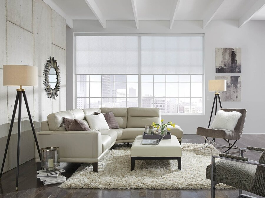 Top Benefits of Motorized Shades for Your Whole Home